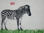 082213 Zebra with a medium-sized ego in Puglia, Italy (Photo- Smeerch, Creative Commons license)